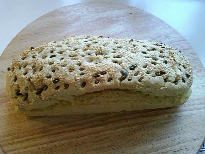 Brzi bijeli kruh by Inga Crnica